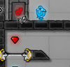 Jeu gratuit Fireboy and Watergirl 4 - The Crystal Temple