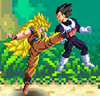 Jeu Dragon Ball Fierce Fighting 2.8
