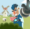 Jeu Save the Pig - Level Pack