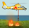 Jeu Fire Helicopter