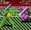 Jeu TMNT - Turtles In Time