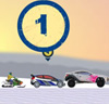 Jeu Winter Racing