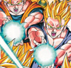Jeu Dragon Ball Fierce Fighting 2.9