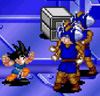 Jeu Dragon Ball GT - Transformation